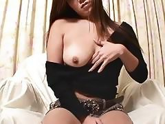 Fat pussy slut sucks large cock